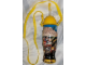 Gear No: parkbottle1  Name: Food - Drink Bottle Plastic with Neck Strap, Legoland Windsor Kingdom of the Pharaohs Pattern