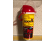 Gear No: parkbottle5  Name: Food - Drink Bottle Plastic with Straw, Legoland Florida Resort Ninjago Pattern