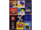 Gear No: paulfrankmag  Name: Magnet Set, Julius and Friends, Paul Frank promotion