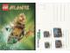 Gear No: pc10mcwl03  Name: Postcard - World Club My Christmas Wish List - Atlantis