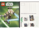 Gear No: pc10mcwl04  Name: Postcard - World Club My Christmas Wish List - Star Wars