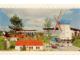 Gear No: pc1331  Name: Postcard - Legoland Parks, Legoland Billund - Miniland, The Dybbøll windmill