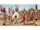 Gear No: pc1342  Name: Postcard - Legoland Parks, Legoland Billund - Legoredo, The Red Indian Village