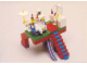 Gear No: pc17874E  Name: Postcard - The ART of LEGO - Timepiece by Kit Williams