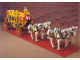 Gear No: pc17876E  Name: Postcard - The ART of LEGO - Irish State Coach by David Lyall