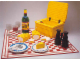 Gear No: pc17878E  Name: Postcard - The ART of LEGO - Picnic Hamper
