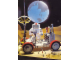 Gear No: pc86lws  Name: Postcard - Lego World Show - Moon Buggy