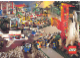 Gear No: pc90bc4  Name: Postcard - Town Various Sets (Exclusive for Lego Builders Club) - 1990