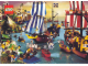Gear No: pc91bc4  Name: Postcard - Pirate Various Sets (Exclusive for Lego Builders Club)