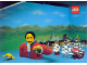 Gear No: pcC1257  Name: Postcard - Lego World Show, Great Adventures - Gulliver in Lilliput