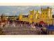 Gear No: pcLB036  Name: Postcard - Legoland Parks, Legoland Billund - Miniland, Medieval Castle