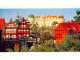 Gear No: pcLB054  Name: Postcard - Legoland Parks, Legoland Billund - Miniland, The Town of Celle with the Castle