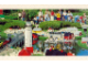 Gear No: pcLB093  Name: Postcard - Legoland Parks, Legoland Billund - Miniland, Fishing Village 2