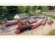 Gear No: pcLB131  Name: Postcard - Legoland Parks, Legoland Billund - Miniland, Klampenborg Station
