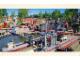 Gear No: pcLB144  Name: Postcard - Legoland Parks, Legoland Billund - Miniland, Harbour 3