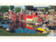 Gear No: pcLB168  Name: Postcard - Legoland Parks, Legoland Billund - Miniland, Dutch Town