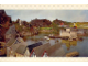 Gear No: pcLS4  Name: Postcard - Legoland Parks, Legoland Sierksdorf - Miniland, Rheinlandschaft mit Pfalz