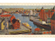 Gear No: pcLS5  Name: Postcard - Legoland Parks, Legoland Sierksdorf - Miniland, Hamburger Hafen