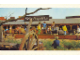 Gear No: pcLS9  Name: Postcard - Legoland Parks, Legoland Sierksdorf - LEGOREDO, Pony Ranch