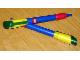 Gear No: pgp  Name: LEGO Logo Pen Primary Colors