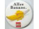 Gear No: pin013  Name: Pin, Alles Banane. and Banana