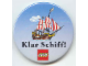 Gear No: pin014  Name: Pin, Klar Schiff! (pirate ship)
