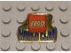 Gear No: pin016  Name: Pin, Lego Logo World Club