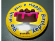 Gear No: pin051  Name: Pin, We wish you a Happy Birthday (Legoland Windsor)