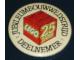 Gear No: pin057  Name: Pin, Lego 25 Jaar, Jubileumbouwwedstrijd deelnemer