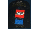 Gear No: pin061  Name: Pin, Mall of America, Lego Logo with Brick Dangle