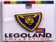 Gear No: pin074  Name: Pin, Knights' Kingdom I Lion Shield