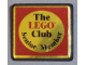 Gear No: pin079  Name: Pin, The Lego Club UK Badge Senior Member