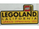 Gear No: pin080  Name: Pin, Legoland California Grand Opening '99