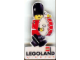 Gear No: pin082  Name: Pin, Legoland Windsor - Minifigure Grenadier with Bass Drum