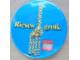 Gear No: pin099  Name: Pin, Animal Series - Riesengroß. and Giraffe