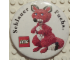 Gear No: pin105  Name: Pin, Animal Series - Schlauer Fuchs. and Fox