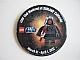 Gear No: pin111  Name: Pin, Legoland California Lego Club Weekend Celebration 2012 (featuring Darth Maul)