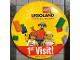 Gear No: pin173  Name: Pin, Legoland Florida Resort 1st Visit!