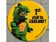 Gear No: pin174  Name: Pin, 1st Visit to Legoland!
