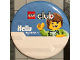 Gear No: pin182  Name: Pin, LEGO Club Hello my Name is