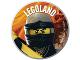 Gear No: pin228  Name: Pin, Legoland Cole 2 Piece Badge