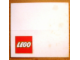 Gear No: placecard02  Name: Party Table Decoration, Place Card LEGO
