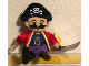 Gear No: plush07  Name: Pirate Plush with Sword