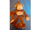 Gear No: plush18  Name: Monkey Plush with Pull Through Arms / Legs