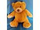 Gear No: plush23  Name: Teddy Bear Plush with Royal Blue Brick on Foot