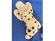Gear No: plush25  Name: Giraffe Plush with Black Spots