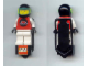 Gear No: pocketmtron  Name: Pin, M:Tron Minifigure, Pocket Clip, The Lego Club UK