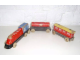 Gear No: pulltrain2  Name: Wooden Pull-Along Train