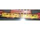 Gear No: pulltram  Name: Wooden Pull-Along Tram