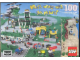 Gear No: puz002  Name: Rose Art 100 Pieces, What's wrong with this picture Town Scene Puzzle
